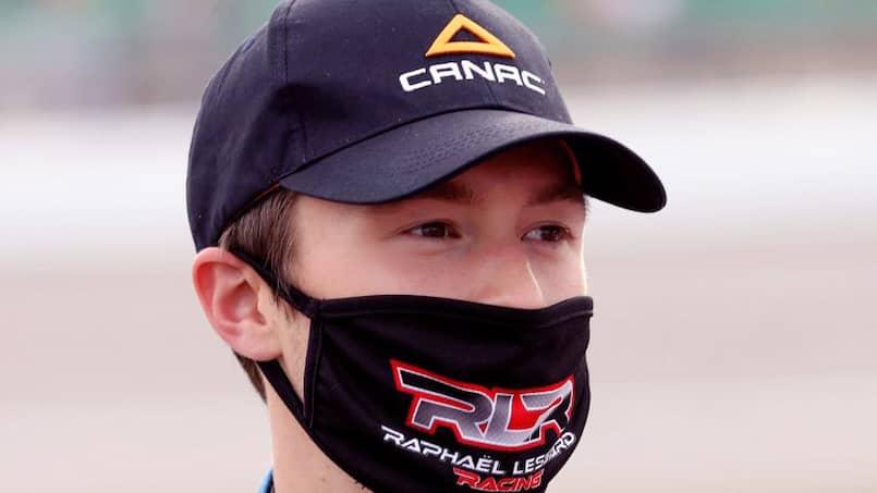 Raphaël Lessard recruté par l'écurie québécoise Larue Motorsports