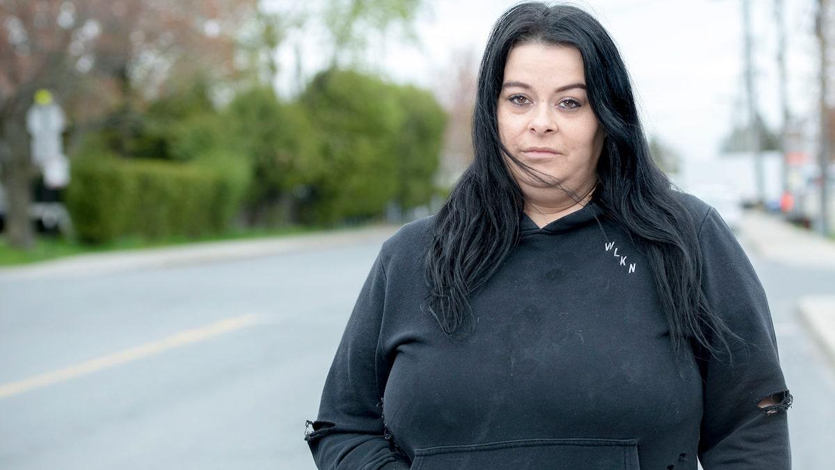 Une mère de trois enfants a peur de se retrouver à la rue
