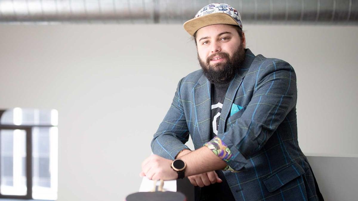 Un millionnaire de 26 ans en est à sa quatrième entreprise