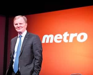 PDG Éric R Laflèche de Metro