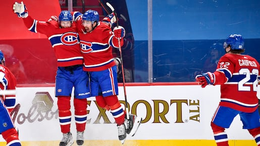 SÉRIES : Maple Leafs vs Canadiens