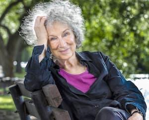 L'écrivaine Margaret Atwood