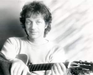 L'auteur-compositeur-interprète et animateur de télévision québécois, Pierre Létourneau.