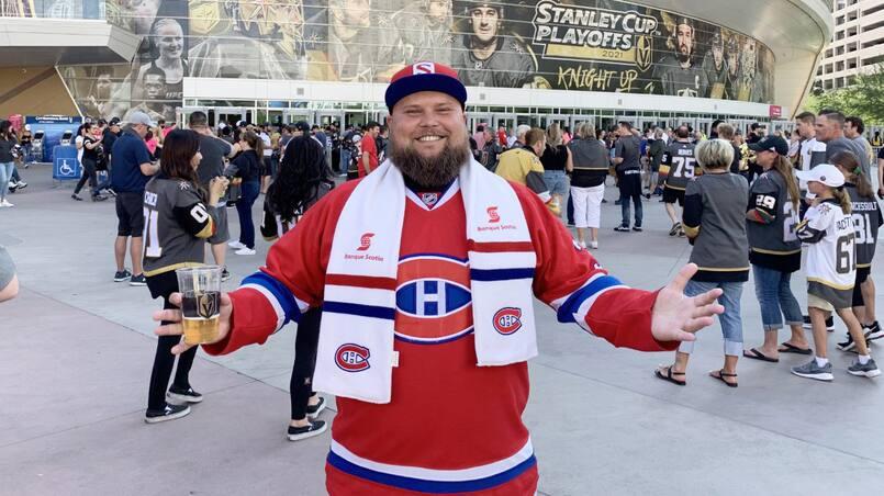 Canadiens-Vegas