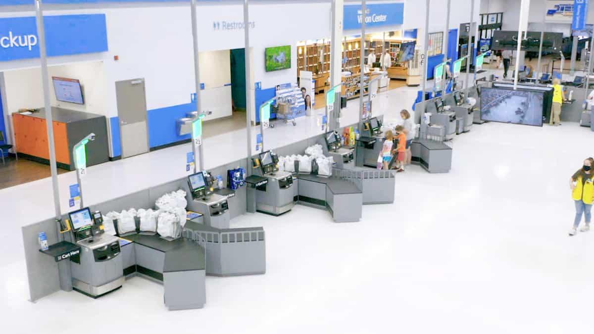 Walmart: Les caissiers sur le chemin de la sortie