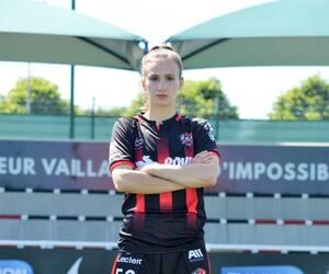 Marie Levasseur évoluera en première division française au cours de la prochaine saison. Elle a signé une entente de deux ans avec le FC Fleury 91.