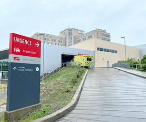 Le taux d'occupation à l'urgence de l'hôpital Maisonneuve-Rosemont était de 141% hier à 11h (moyenne à Montréal était à 104%).