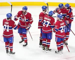 À défaut d'avoir gagné la coupe Stanley, les Canadiens de Montréal ont dominé les cotes d'écoute tout au long des séries.