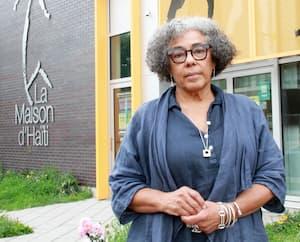 <b>Marjorie Villefranche</b><br /><i>DG de la Maison d'Haïti</i>