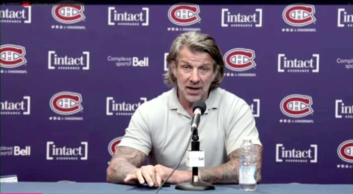 Marc Bergevin a fait du bon travail au cours des derniers jours afin d'améliorer le Canadien.