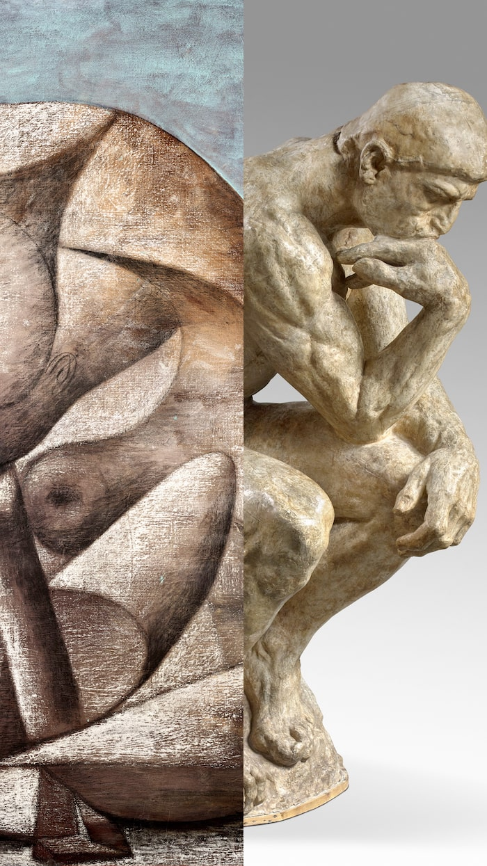 Expo Picasso Rodin, Paris