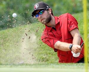 Le golfeur de 23ans Brandon Lacasse affirme avoir beaucoup travaillé sur son jeu court lors des dernières semaines et se dit confiant d'obtenir de bons résultats à l'Omnium Placements Mackenzie.