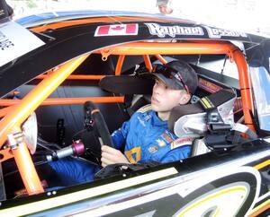 Un weekend occupé attend le jeune pilote québécois Raphaël Lessard au Grand Prix de Trois-Rivières, du 13 au 15 août.