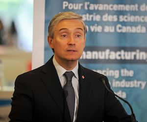 <strong>François-Philippe Champagne</strong> Ministre fédéral