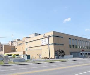 Malgré un système de climatisation centrale, la température est très élevée dans certains secteurs de l'Hôpital de l'Enfant-Jésus, à Québec, en période de chaleur intense.