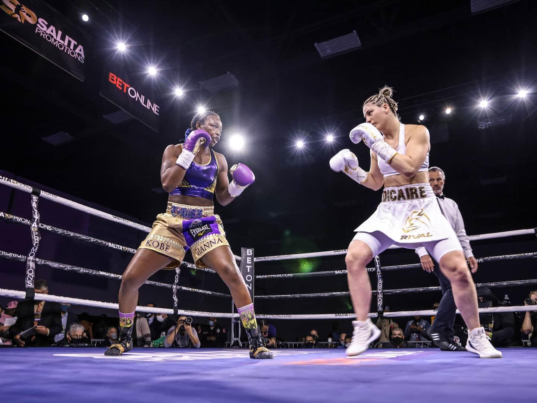 «C'est la dernière chose dont la boxe avait besoin» –Marie-Ève Dicaire