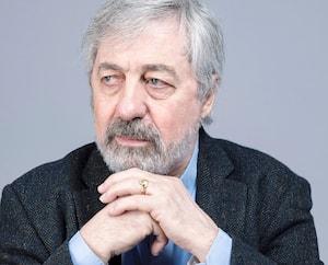 L'écrivain et journaliste français Sorj Chalandon.