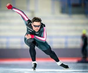 De retour sur ses lames depuis le 8 août après avoir participé aux Jeux de Tokyo en vélo sur piste, le patineur longue piste Vincent de Haître est confiant d'obtenir son billet pour Pékin.