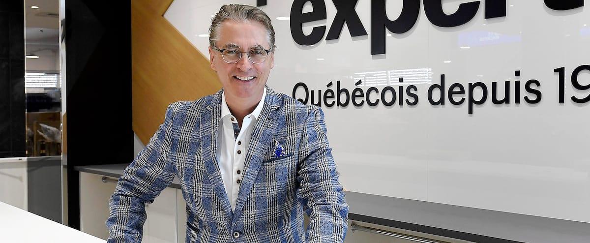 Groupe Boucher Sports: inquiet des impacts du tramway sur son magasin à Laurier Québec