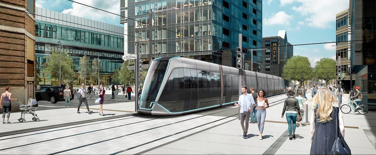 La Ville de Québec appuie sur l'accélérateur: 14 premiers avis d'expropriation pour le tramway
