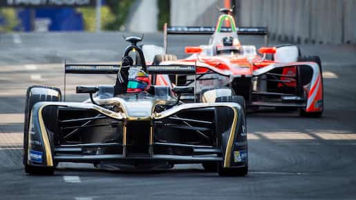 Formule E : pas de pression supplémentaire pour Jean-Éric Vergne