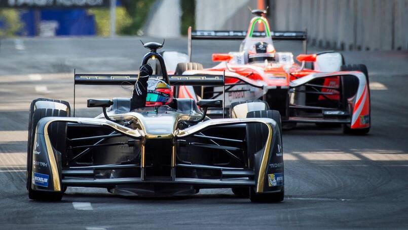Formule E: le calendrier dévoilé