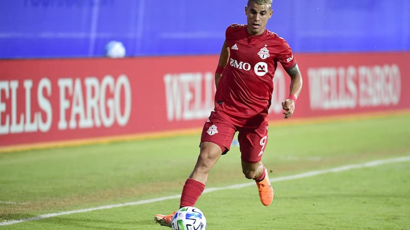 MLS-SOC-SPO-TORONTO-FC-V-NEW-YORK-CITY-FC:-KNOCKOUT-ROUND---MLS-