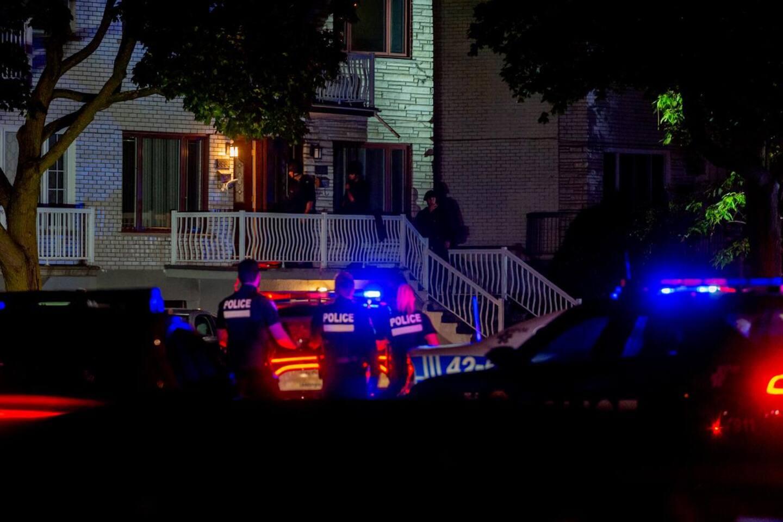 Montréal: une autre tentative de meurtre à Saint-Léonard