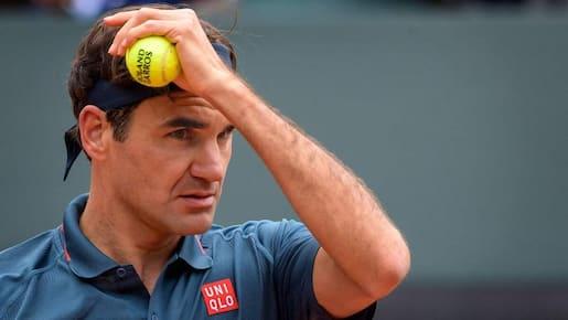 Federer rate son retour sur terre battue à Genève