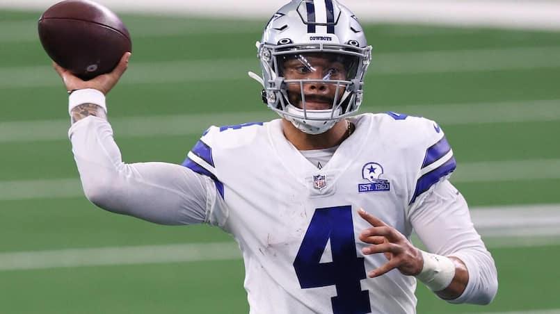 Une entente entre Prescott et les Cowboys