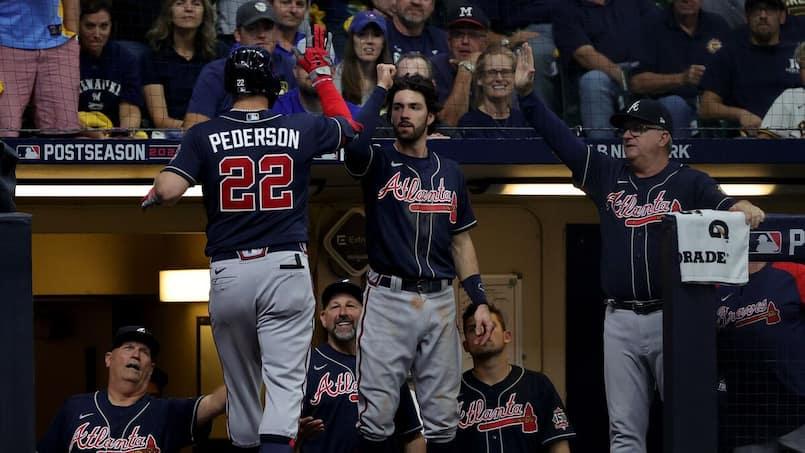 Les Braves égalisent la série à Milwaukee