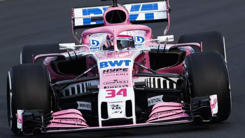 Un autre fils de milliardaire fait le saut en F1