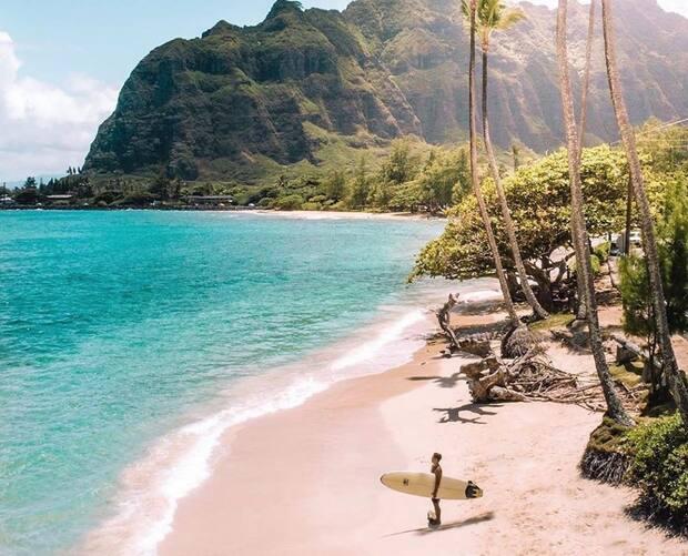 Image principale de l'article De nouveaux vols directs vers Hawaï cet hiver
