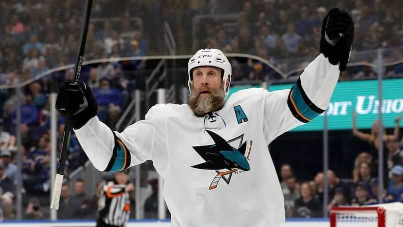 Joe Thornton l'élément manquant des Leafs?