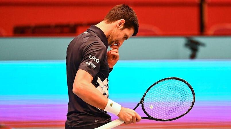 Djokovic humilié par le 42e joueur mondial