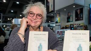 Image principale de l'article Francine Ruel: son fils participera à la série