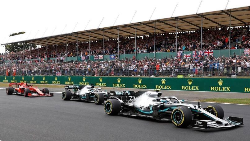 Formule 1: l'Europe et le huis clos privilégiés