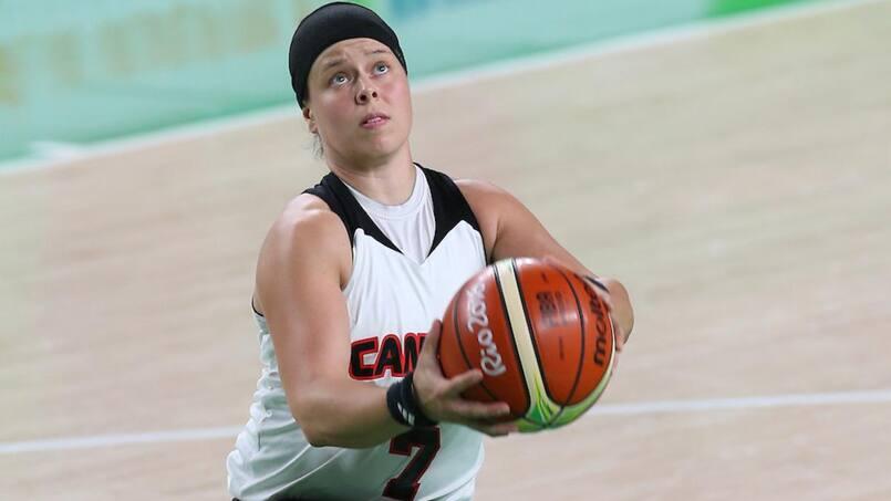 Cindy Ouellet: une athlète qui ne chôme pas