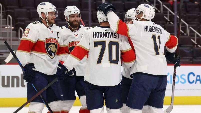 Un très gros départ pour les Panthers
