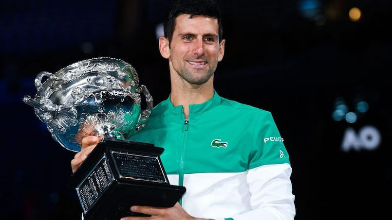 Djokovic égale Federer au sommet