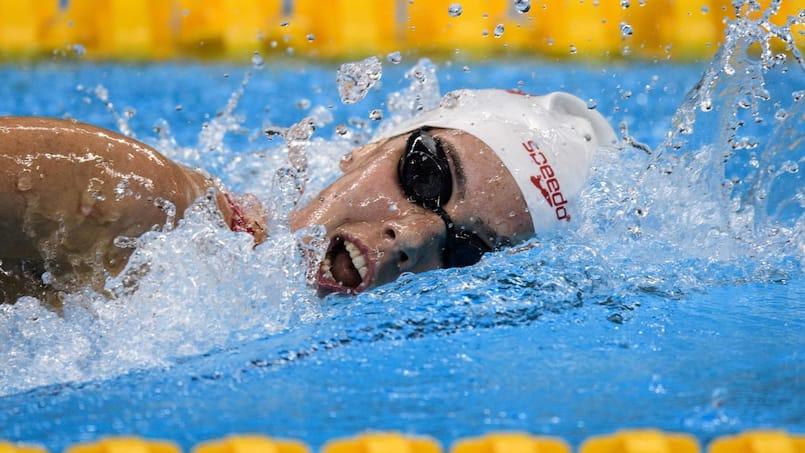 Médaille d'or et record du monde pour Aurélie Rivard