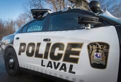 Un blessé dans une embardée à Laval