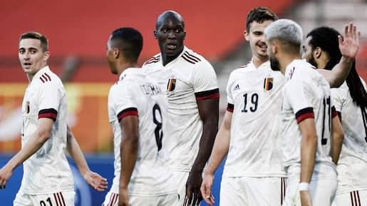 La Belgique maîtrise une Croatie inoffensive
