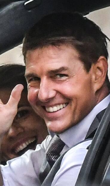 Image principale de l'article Il a dû arrêter de sourire pendant ses cascades