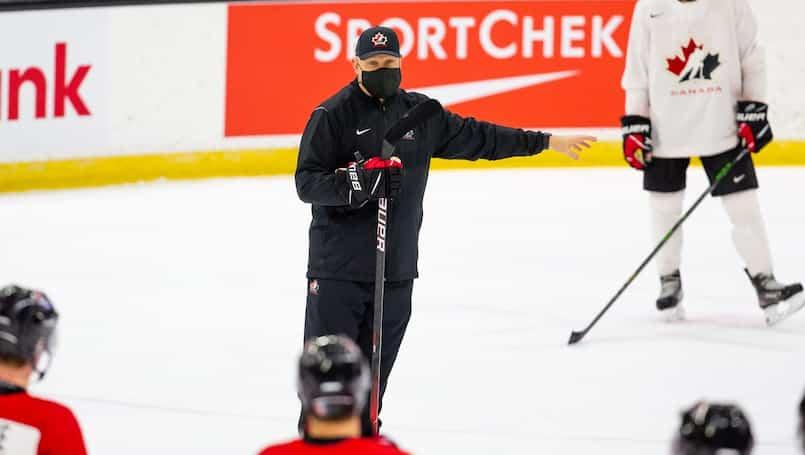 L'heure des décisions pour Équipe Canada junior