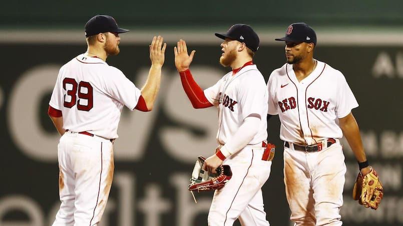 La série de succès des Red Sox se prolonge