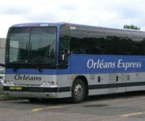 Orléans Express annule des départs