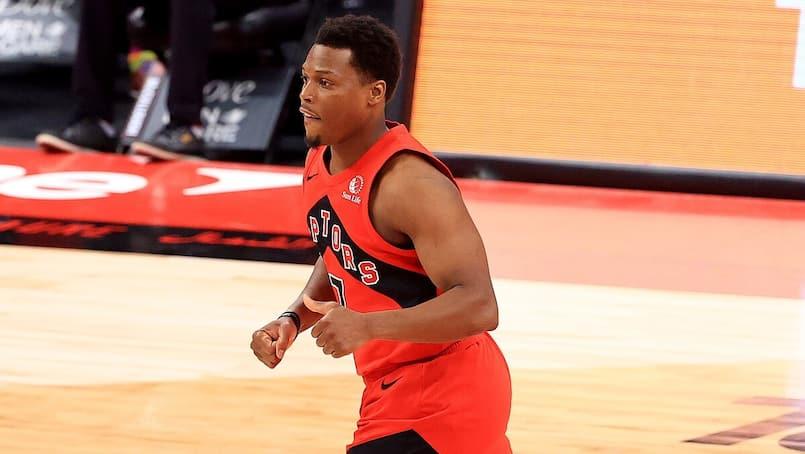 Les Raptors subissent la défaite à leur retour au jeu
