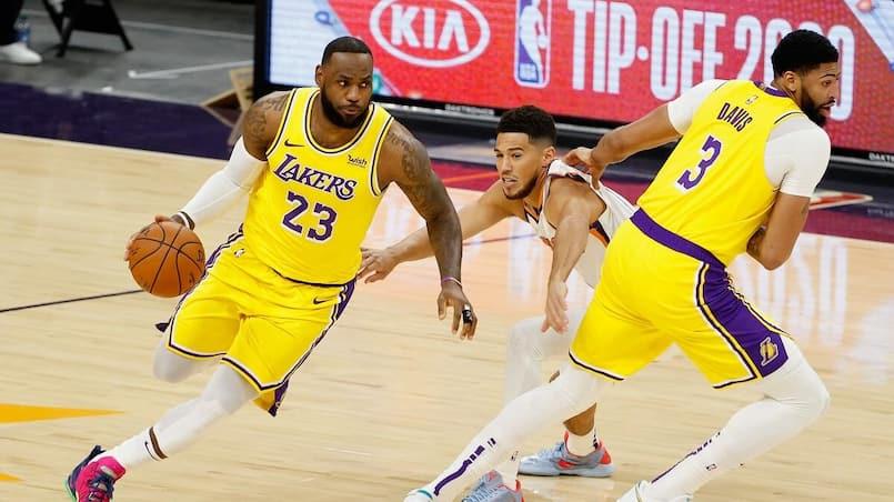 Les Lakers seront à prendre au sérieux