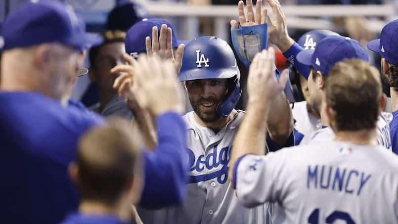 Les Dodgers évitent l'affront